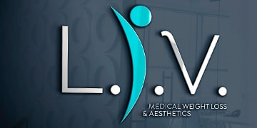 LIV Medical Weight Loss & Aesthetics in Boynton Beach Logo